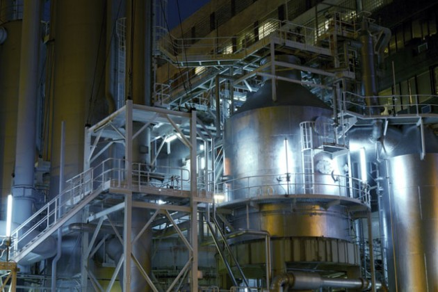 Химический комплекс начнут строить уже в текущем году