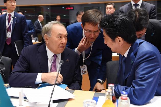 Нурсултан Назарбаев призвал все страны кдиалогу