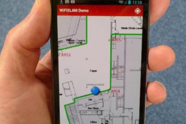 Apple купила стартап  WiFiSlam
