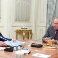 Нурсултан Назарбаев встретился сглавой антикоррупционного ведомства