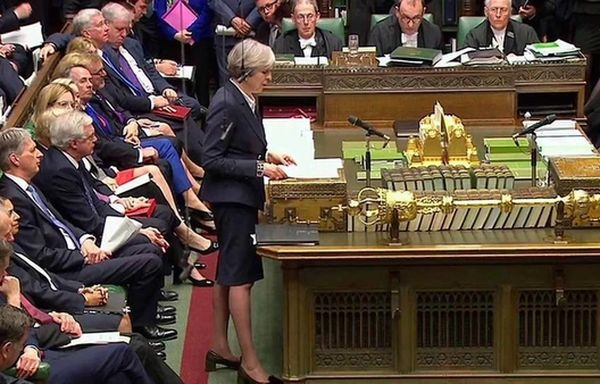 Парламент Великобритании поддержал перенос сроков Brexit
