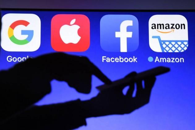 Минфин Чехии введет 7% налог для Google, Apple, Facebook и Amazon