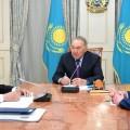 Нурсултан Назарбаев встретился с Алтаем Кульгиновым