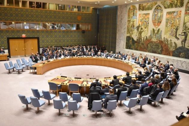 Нурсултан Назарбаев обратился кчленам Совбеза ООН