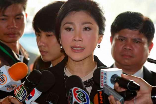 Премьер Таиланда предстала перед судом