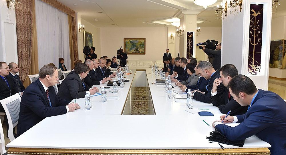 Встреча вАстане нацелена настимулирование межсирийского разговора