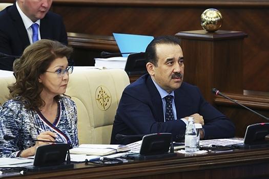 Депутаты утвердили отчет правительства РК об исполнении бюджета за 2015 год