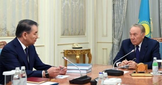 Кайрат Мами доложил ореализации конституционной реформы