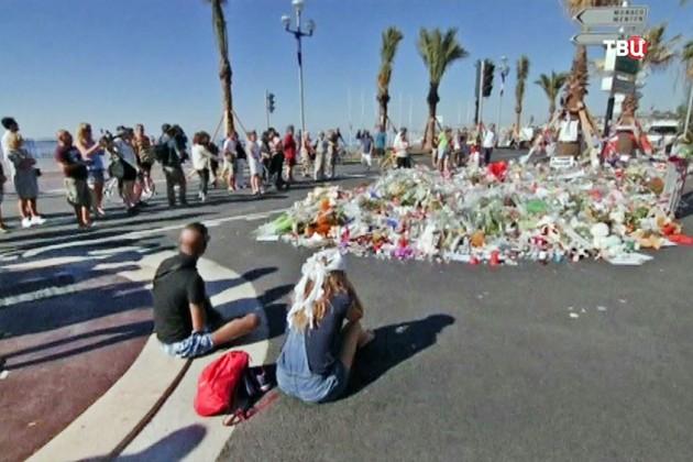 Во Франции арестован подозреваемый в причастности к теракту в Ницце