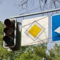 В центре Алматы не работают светофоры
