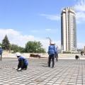 Аким Алматы поручил ускорить реконструкцию инженерных сетей