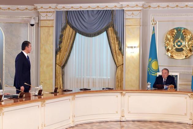 Нурсултан Назарбаев: Сейчас нам нужен именно такой человек