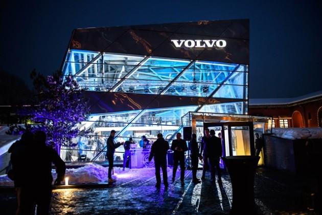 ВАлматы открылся первый дилерский салон Volvo Car Almaty