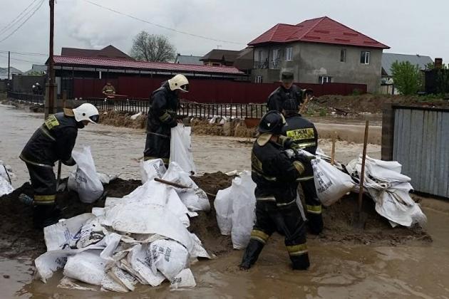 Калмуханбет Касымов отчитался опаводковой ситуации врегионах