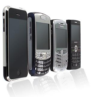 В мире насчитали миллиард смартфонов
