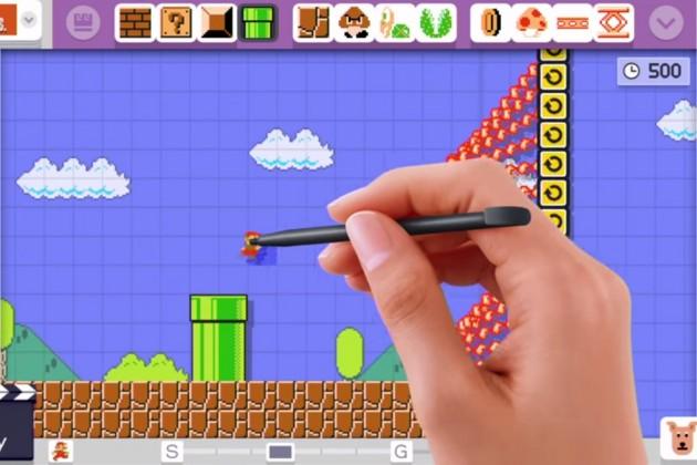 Куда бежит Super Mario
