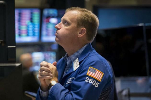 Индекс Dow Jones установил новый антирекорд