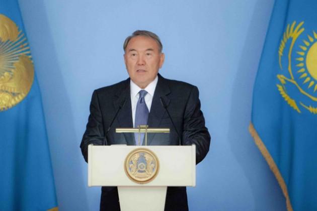 Нурсултан Назарбаев набрал 97,7% голосов