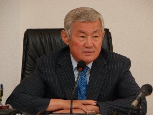 Бердибек Сапарбаев возглавил Актюбинскую область
