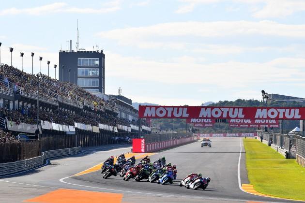 Гран-при Motul DeLaComunitat Valenciana закрывает насыщенный сезон MotoGP™!