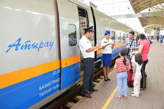 Казахстанцы предпочитают путешествовать налегке
