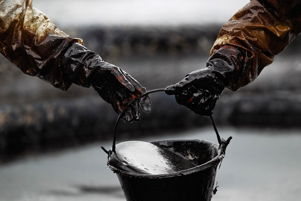 В КНР найдено месторождение сзапасами неменее 1 млрд тонн нефти