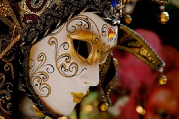Февраль. Венеция. Карнавал.