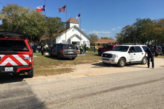 Полиция США рассказала подробности стрельбы вцеркви Техаса