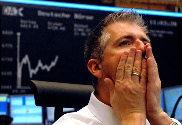 Паника на мировом рынке