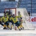 Казахстан разгромил США и вышел в полуфинал ЧМ по бенди