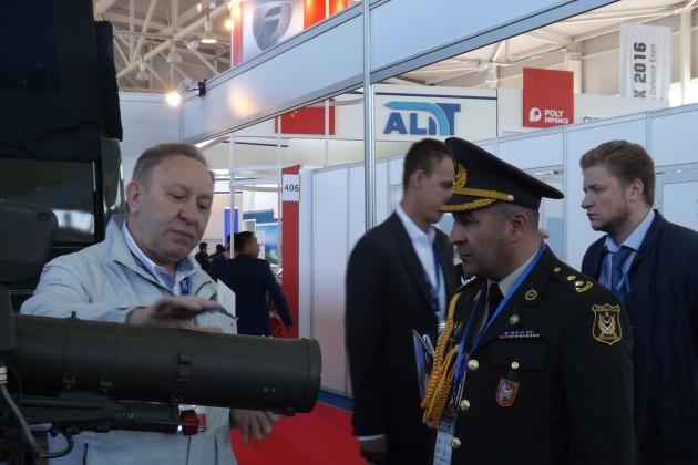 Военизированными тренажерами из РК заинтересовались во Вьетнаме и ОАЭ