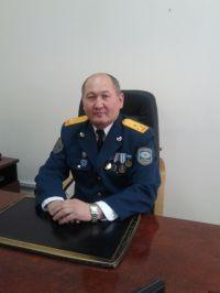 Назначен новый начальник ДЧС Астаны