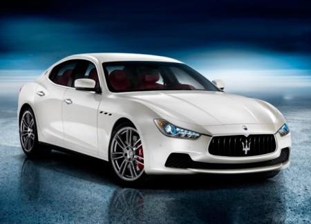 Maserati Ghibli 2013 года рассекретили раньше срока