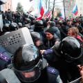 Турчинов возобновит силовую операцию на востоке Украины