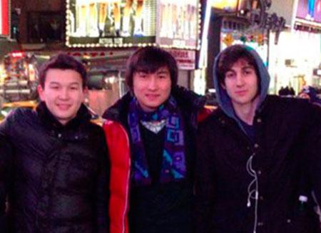 Теракт в Бостоне: казахстанских студентов перевели в федеральную тюрьму
