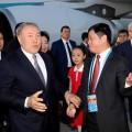 Нурсултан Назарбаев находится вКитае софициальным визитом