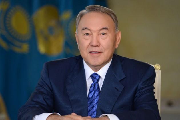 Президент поздравил казахстанцев с25-летием Независимости