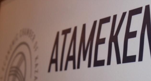 218 человек участвовали в Atameken Startup Weekend