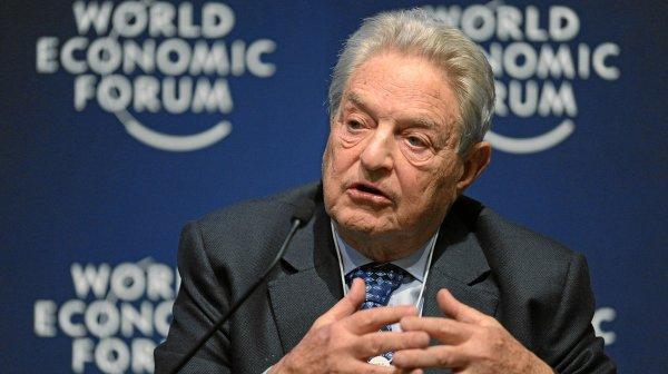 Джордж Сорос прогнозирует новый глобальный кризис