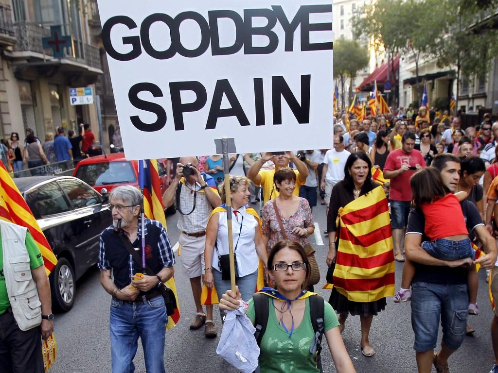 Лидер Каталонии Пучдемон выступит сречью впарламенте 10октября
