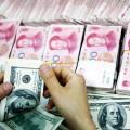 Объем торгов юанем вырос почти в 2 раза