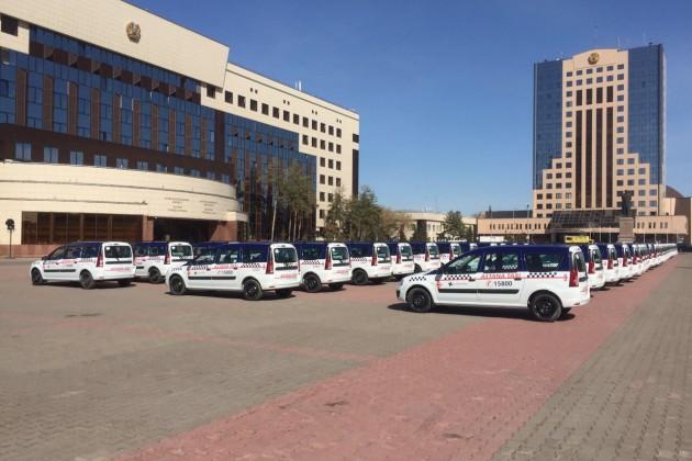 Сбербанк первым поддержал проект посозданию единой службы такси вАстане