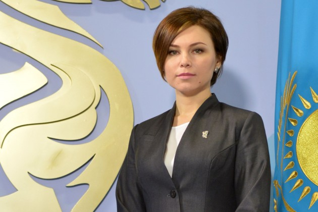 Официальным представителем СЦК стала Оксана Лоскутова