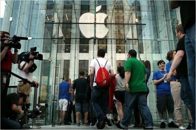 Опубликованы фотографии бюджетного iPhone