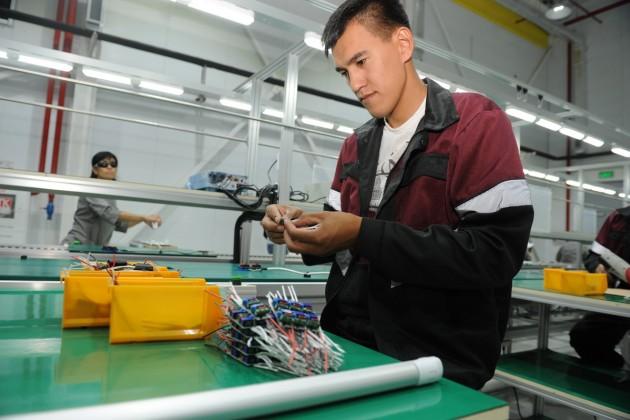 Экономика Актюбинской области показывает плановый рост