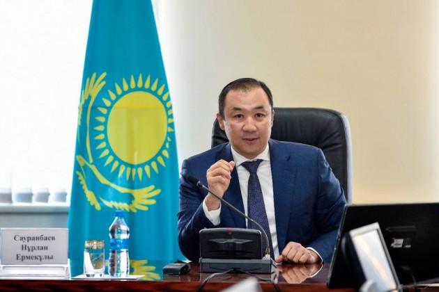 Нурлан Сауранбаев получил должность в Администрации Президента