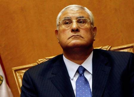 Временный президент Египта назвал сроки выборов