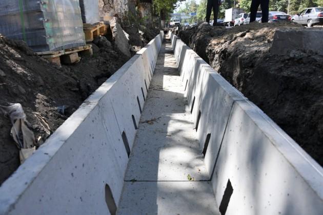ВАлматы построили иреконструировали 300километров арыков
