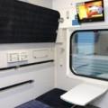 В поезде сообщением Алматы-Астана улучшен сервис