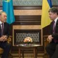 Главы Казахстана и Украины обсудят вопросы сотрудничества